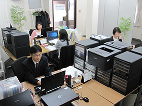 税理士事務所の3階